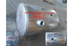 Бак топливный 380литров круглый H2/H3 фото Ставрополь