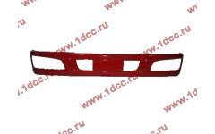 Бампер F красный пластиковый для самосвалов фото Ставрополь
