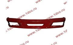 Бампер FN2 красный самосвал для самосвалов фото Ставрополь