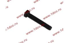 Болт M10x1.5x60 крепления картера маховика H2/H3 фото Ставрополь
