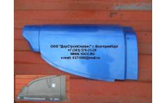 Обтекатель кабины левый HANIA синий фото Ставрополь